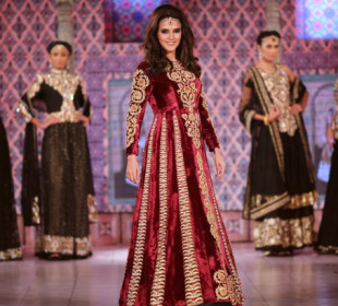 Niki Mahajan's Awadh Inspired Bridal Collection: Photos