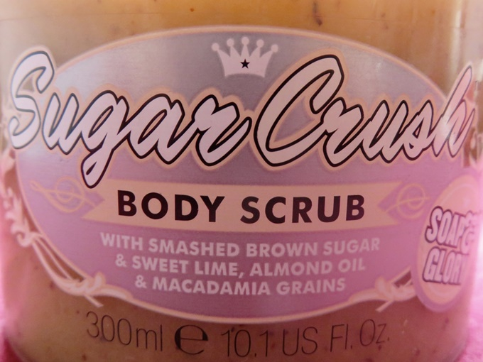 Soap and Glory Sugar Scrub (6)