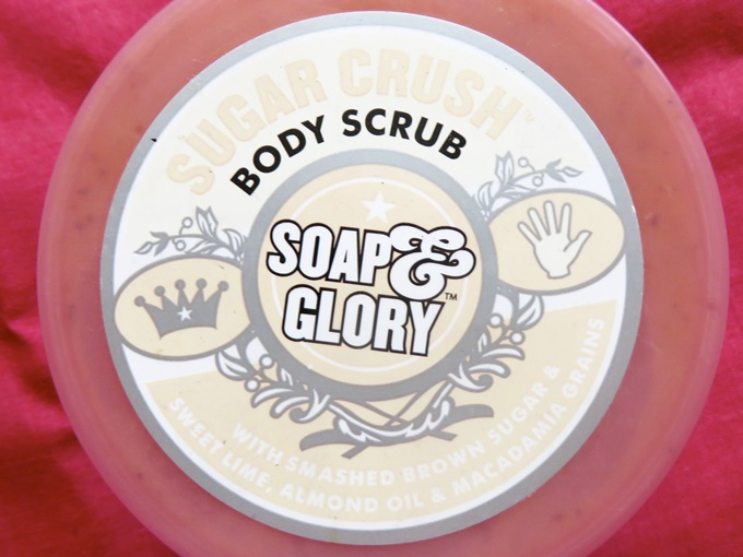 Soap and Glory Sugar Scrub (7)