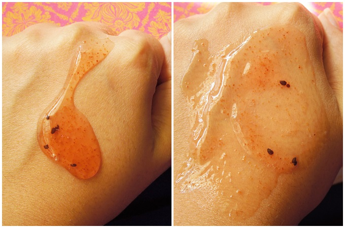 TBS Strawberry Body Polish (4)