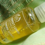 The Body Shop Sweet Lemon Shower Gel Review