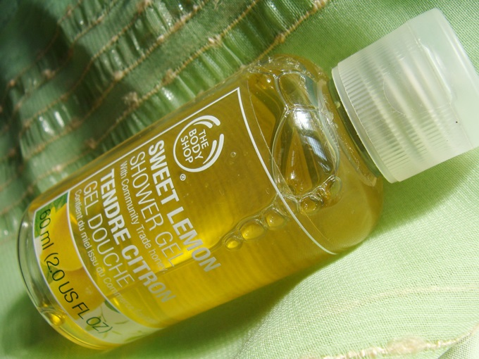 TBS Sweet Lemon Shower Gel (1)