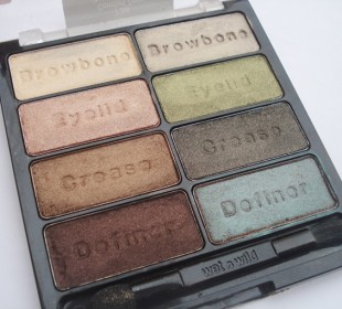 Wet N Wild Color Icon Comfort Zone Palette: Swatches & Review