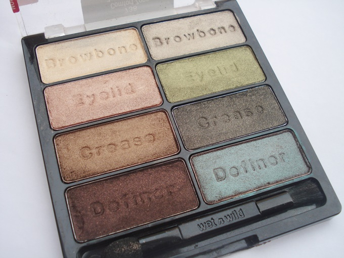 Thumbnail image for Wet N Wild Color Icon Comfort Zone Palette: Swatches & Review