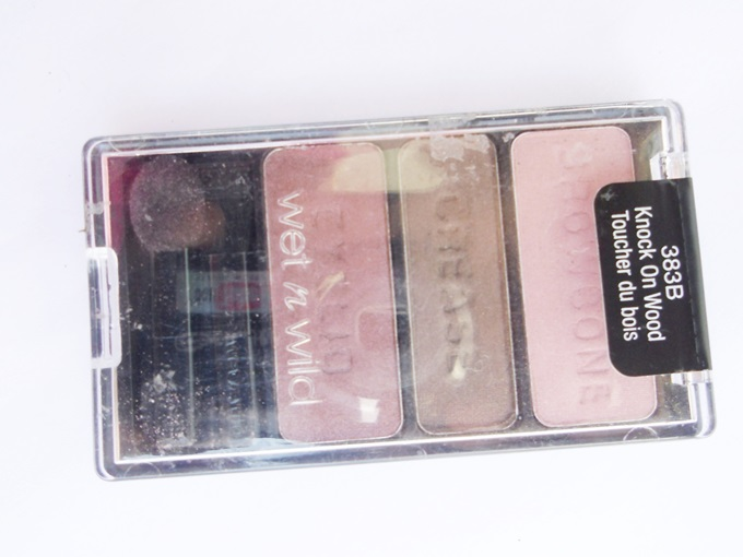 Wet n Wild Knock On wood Eyeshadow Trio1