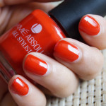 Lakme Absolute Gel Stylist Nail Polish Review: LOVE !