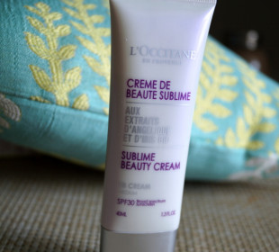 Loccitane Angelica Sublime BB Cream Review