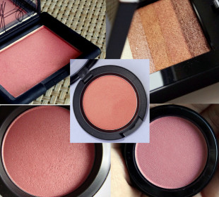 5 Festive Blushes For A Sheeny, Glowing Cheek !