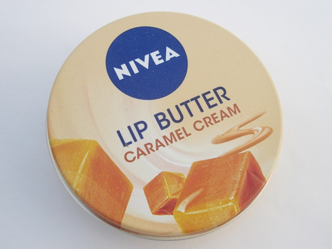 NIVEA LIP BUTTER IN CARAMEL CREAM REVIEW (3)