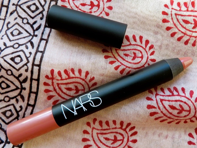 Thumbnail image for NARS Velvet Matte Lip Pencil In Bettina Review