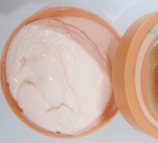 The Body Shop Vineyard Peach Body Butter Review