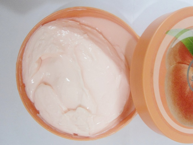 Thumbnail image for The Body Shop Vineyard Peach Body Butter Review