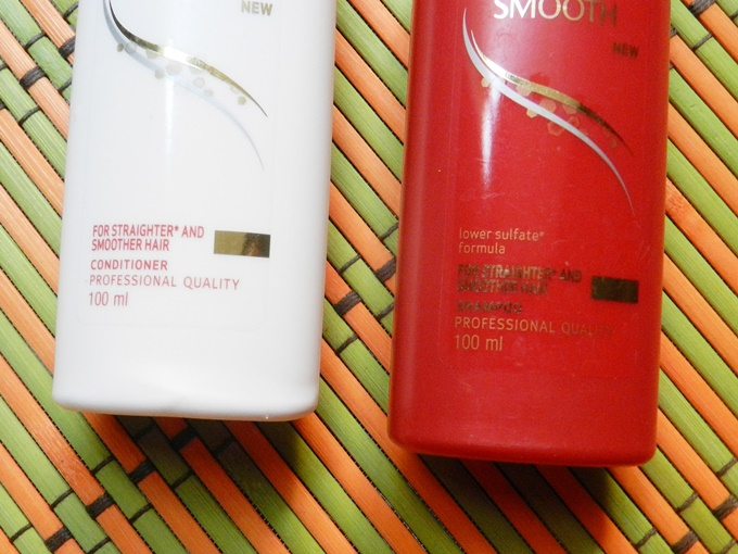 Tresemme Kertain Smooth Shampoo & Conditioner Review (5)
