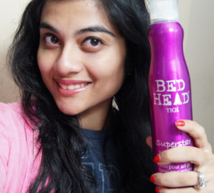 TIGI Bed Head Queen for a Day Thickening Spray Review