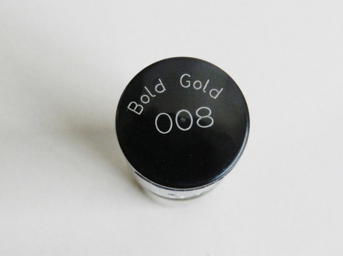 Maybelline Color Show Nail Polish Bold Gold (3)
