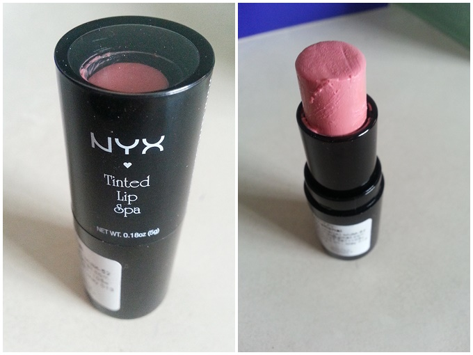 Thumbnail image for NYX Tinted Lip Spa In Copacabana: Swatches & Review