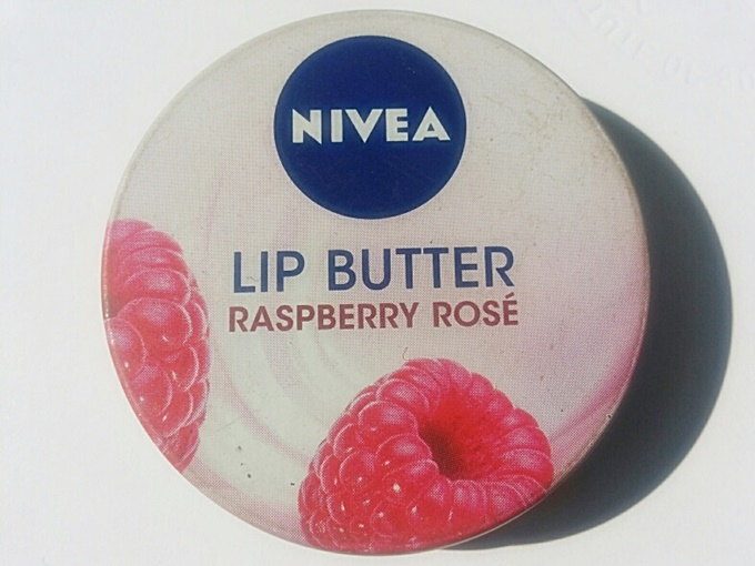 Nivea Lip Butter Raspberry Rose (4)