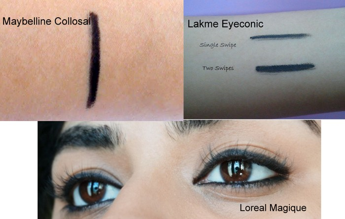 best-kajal-lakme-eyeconic-loreal-magique-maybelline-collosal