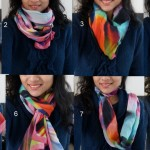 Different Ways To Wear a Scarf: 8 Stylish Work Options !