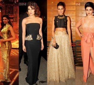 Filmfare Awards 2014 Red Carpet: Who Wore What !