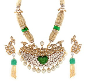 Bridal Lemmings: The Jadau Necklace