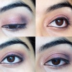 A Valentine's Day Purple Eyeshadow Tutorial