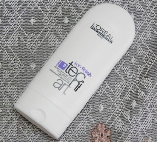 Loreal Professionnel Techni Art Iron Finish Heat Protectant Review