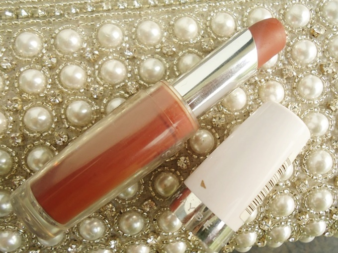 Maybelline Super Stay 14HR Lipstick In Lasting Chestnut Swatches & Review (6)