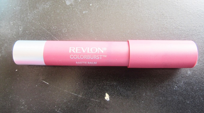Revlon Colorburst Matte Balm In Sultry Swatches & Review (3)