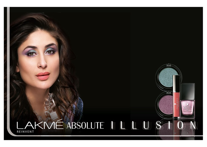 Thumbnail image for Lakmé Launches Absolute Illusion Make-Up Range