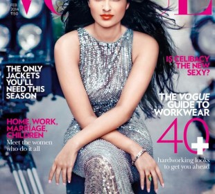 Parineeti Chopra in Vogue February 2014 !