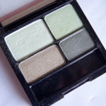 Revlon Colorstay 16hr  Eyeshadow Quad in Luscious: Review & Swatches