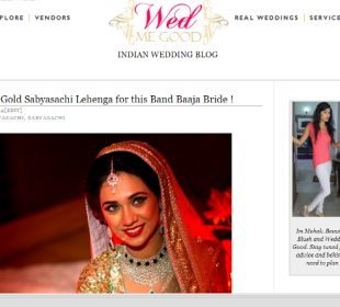 P&B Launches a New Wedding Blog!!