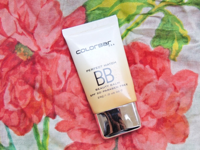 Colorbar Perfect Match BB Cream Review (3)