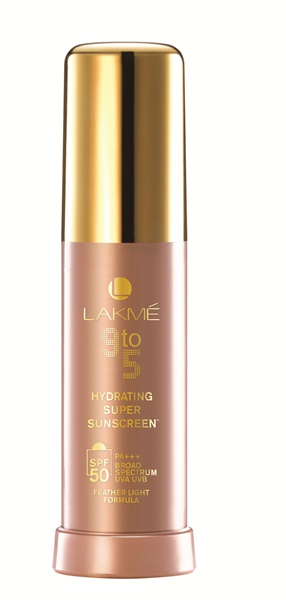 Lakme 9 to 5 Hydrating Super Sunscreen