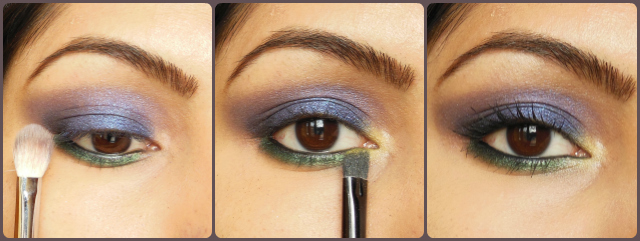 Lakme Illusion Range - Kareena Kapoor Inspired Eye Makeup Tutorial Steps 3
