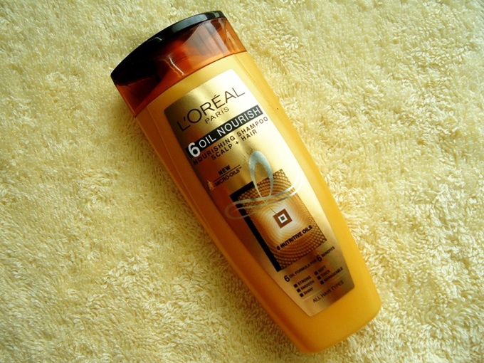 Loreal Paris 6 Oil Nourish Shampoo Review (4)