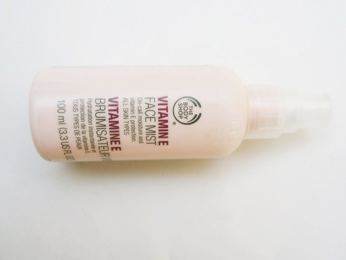 The Body Shop Vitamin E Facial Mist Review (3)