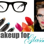 Makeup for Eyeglass Wearing Girls : Tips