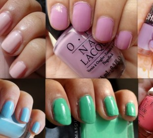 6 Pastel Nail Polishes to Take Your Blues Away!