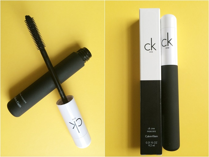 CK One Mascara Review  (1)