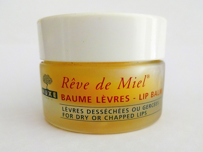 Thumbnail image for Nuxe Ultra Nourishing Lip Balm Review: Love !