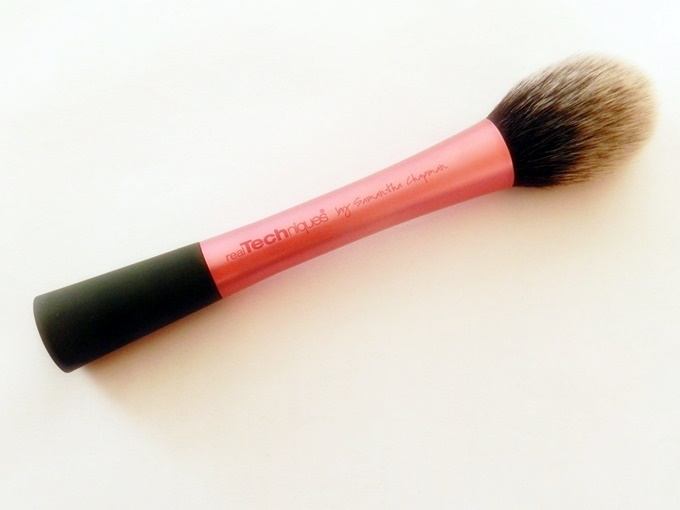 Real Techniques Blush Brush Review (5)
