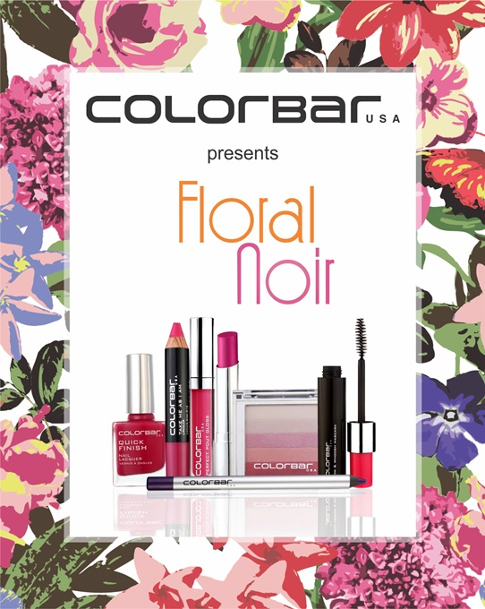 Thumbnail image for Colorbar Launches its First Collection: Floral Noir