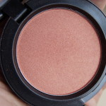 Mac Peachtwist Blush Review & Swatch
