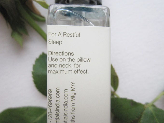 Forrest Essentials Tranquil Sleep Oil Review (1)
