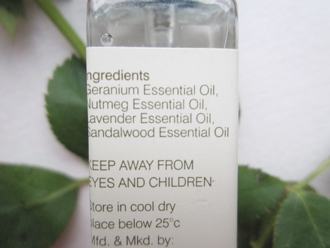 Forrest Essentials Tranquil Sleep Oil Review (4)