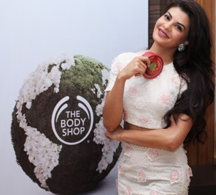 Jacqueline Fernandez: New Brand Ambassador of The Body Shop India