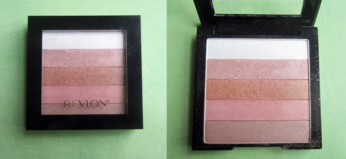 Revlon Highlighting Palette Bronze Glow (1)
