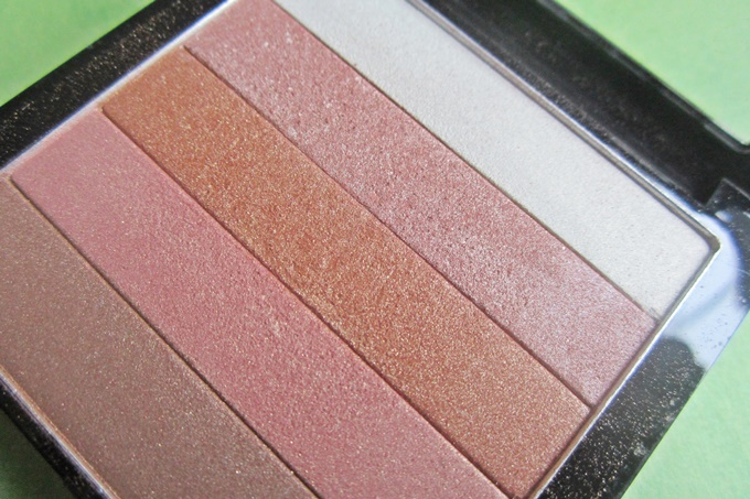 Revlon Highlighting Palette Bronze Glow (2)